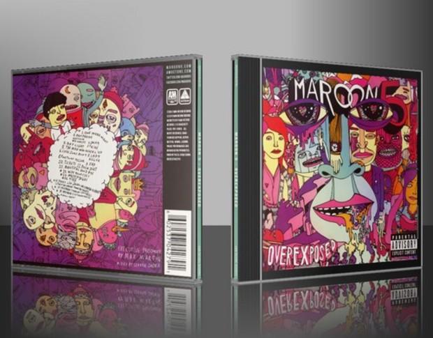 maroon 5 overexposed download