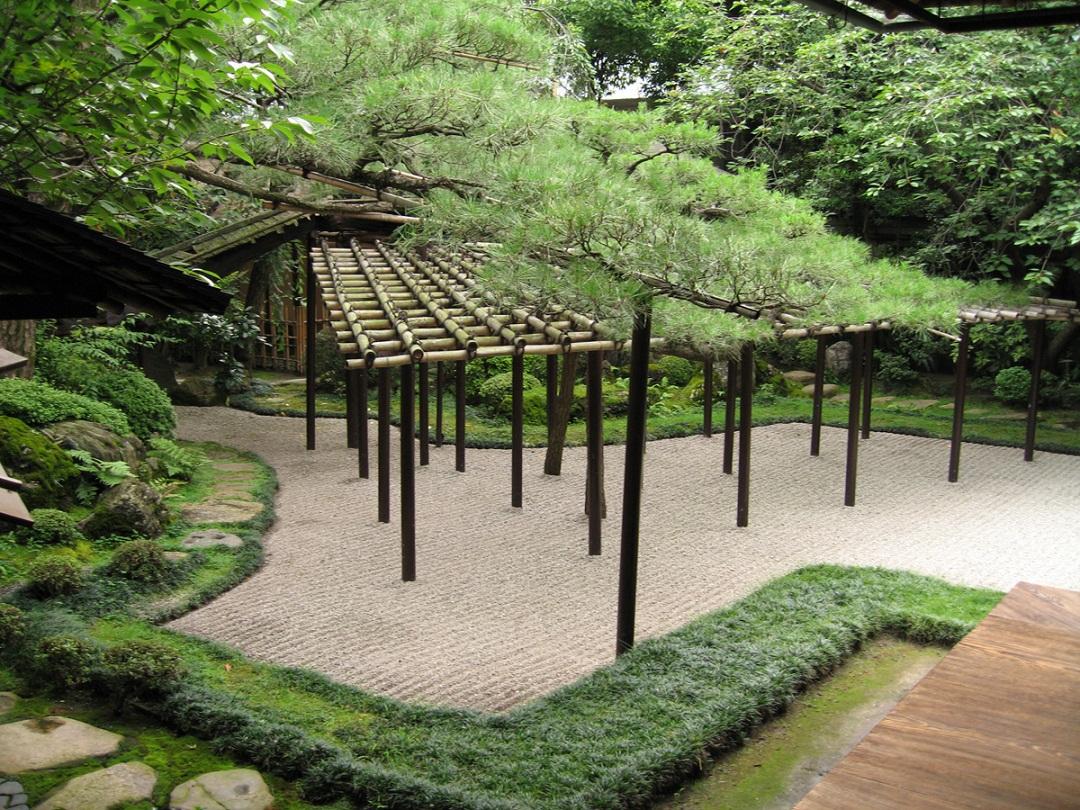 Fotos de casas im genes casas y fachadas fotos de for Fotos jardin zen