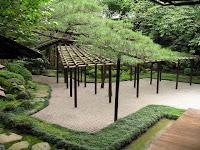 Foto de jardín zen