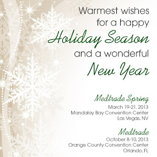 Warmest Wishes for a happy Holiday Season and a Wonderful New Year!