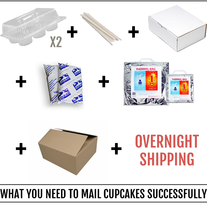 how to store cupcakes overnight