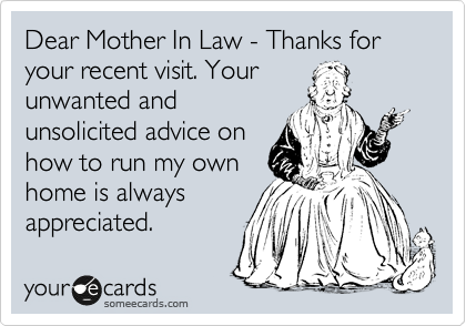 mother in law