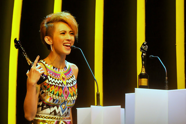 Penny Tai Won PWH Media Choice Award