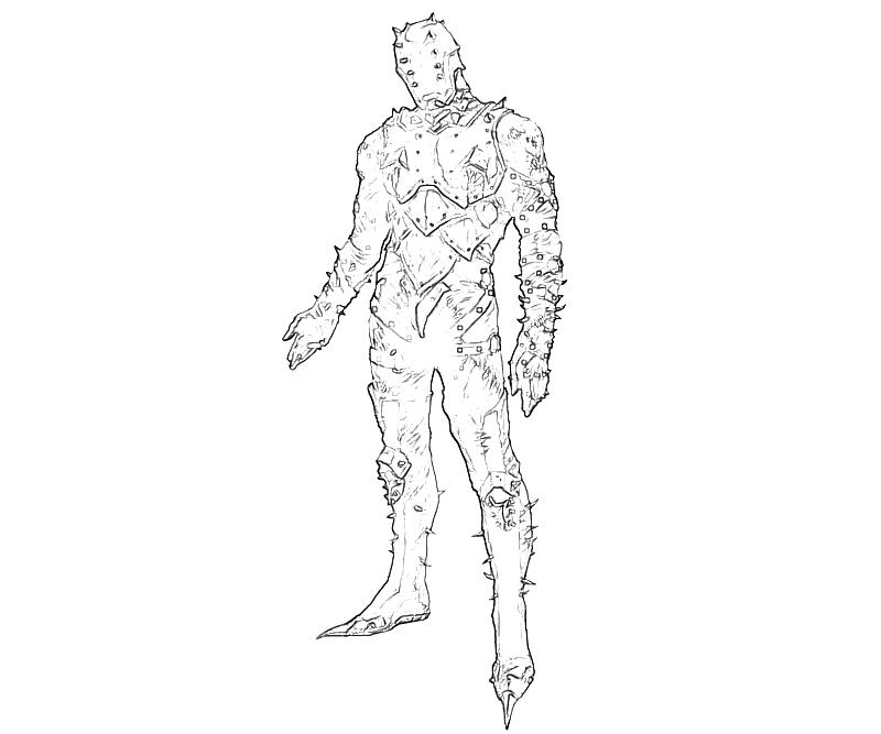 Free Nick Fury From Avengers Coloring Pages: Marvel Ultimate Alliance 2 Nick Fury Character