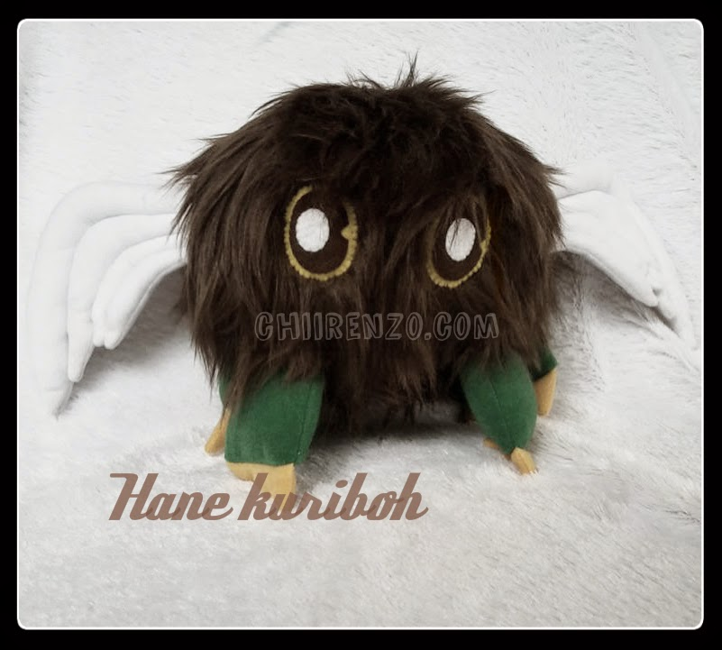 boneka hane kuriboh