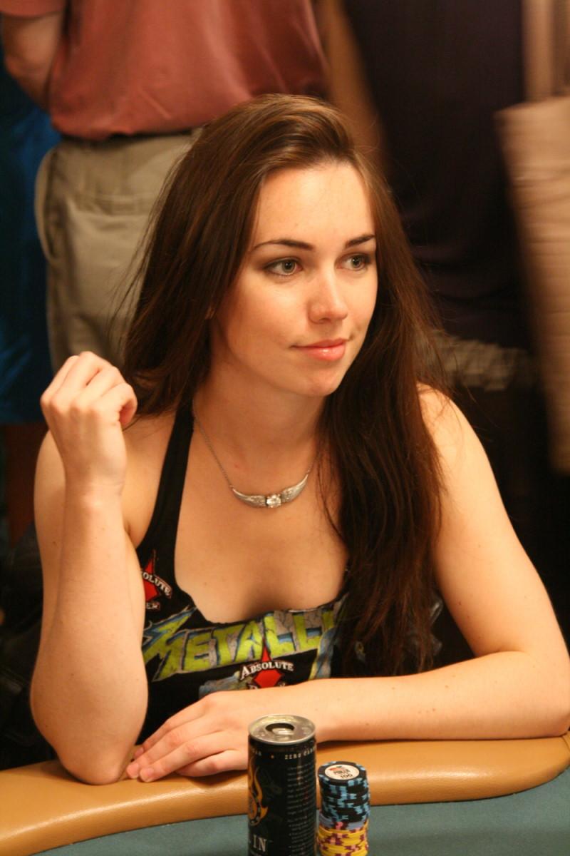 Poker players girlfriends