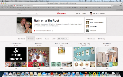 How to Grow Your Blog with Pinterest {rainonatinroof.com} #Pinterest #Grow #Blog #Blogging #Tips