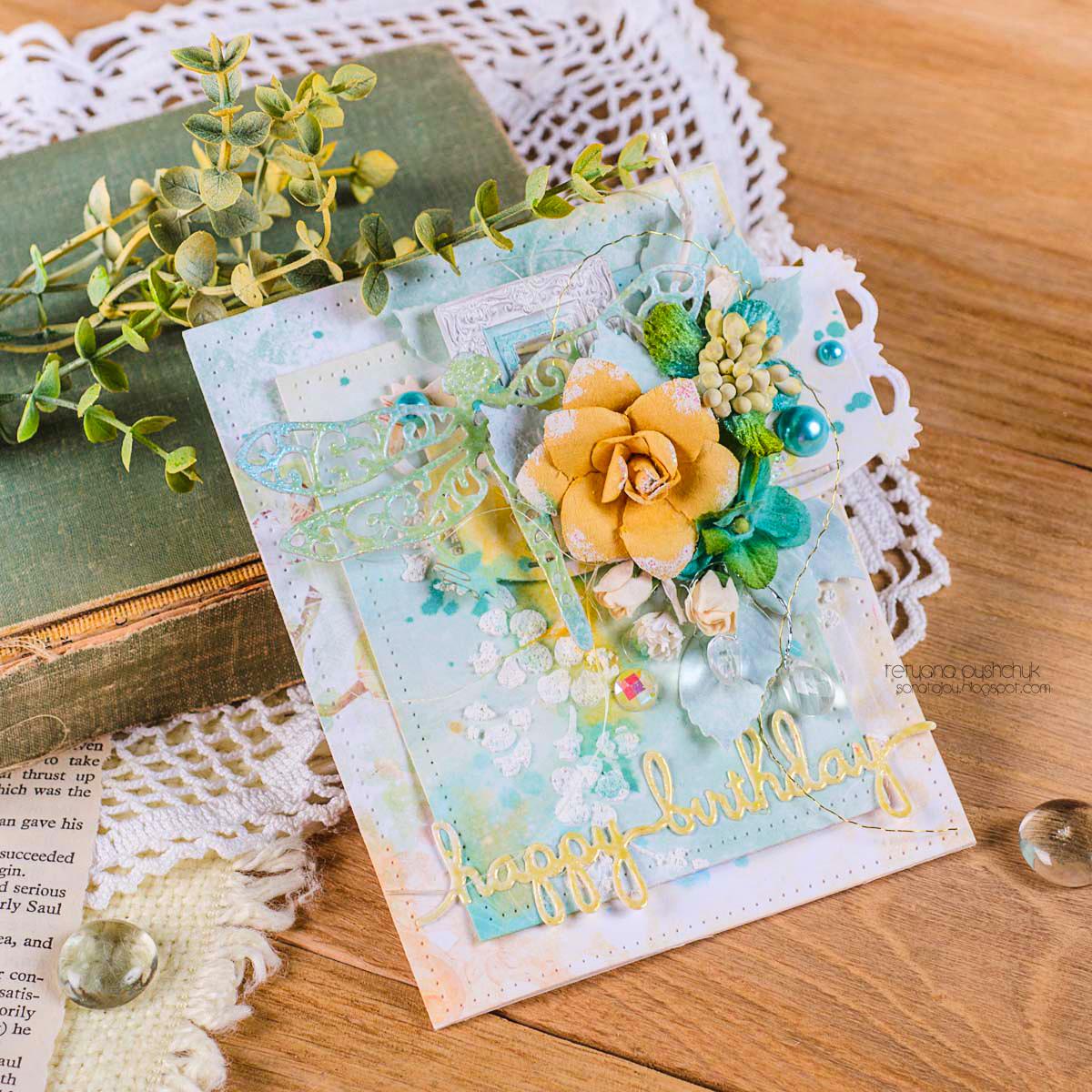 Enjoy your life: Нежная открытка со стрекозой и видео ...: http://sonatajoy.blogspot.com/2015/06/blog-post_5.html