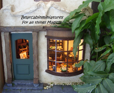 MY OTHER BLOG; Bearcabinminiatures