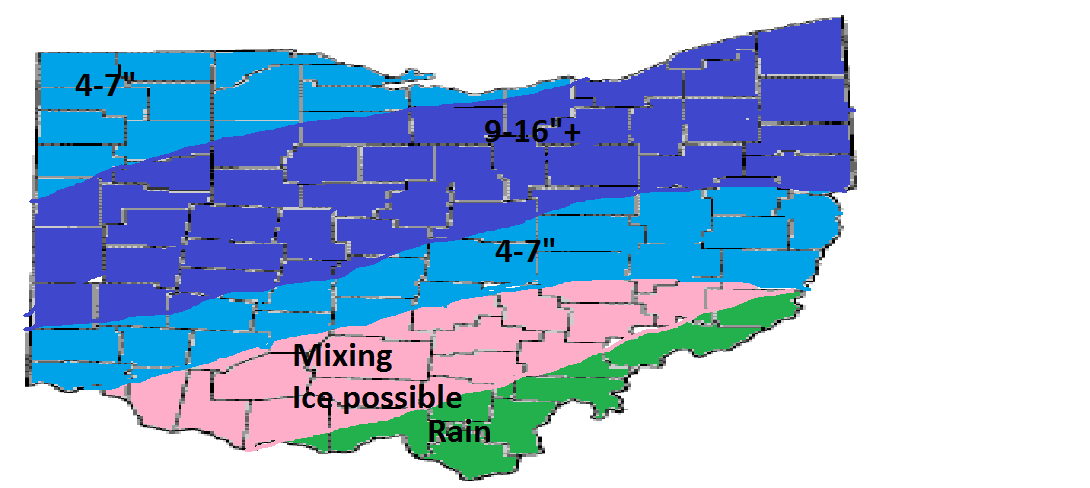 2013 winter weather forecast for ohio to download 2013 winter weather ...