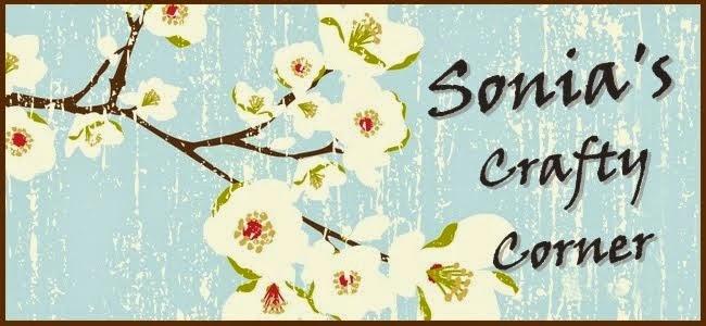 Sonia's Crafting Blog