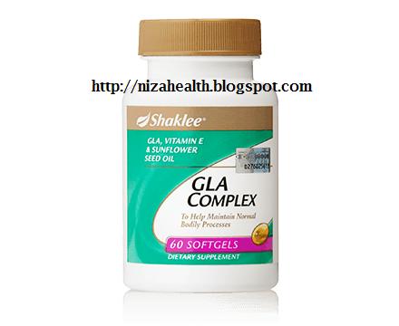 GLA Shaklee membantu untuk menghilangkan keputihan.