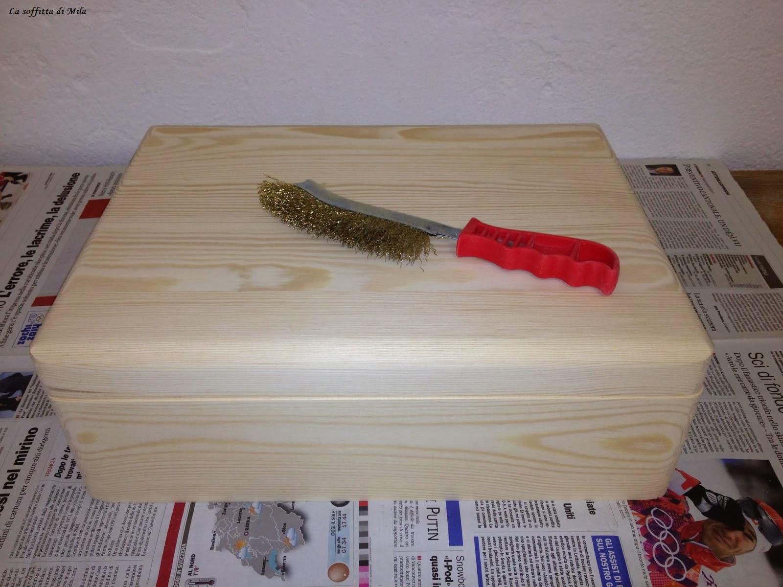 Decapare mobile come decapare un mobile di legno with come decapare un mobile di legno with - Decapare un mobile scuro ...