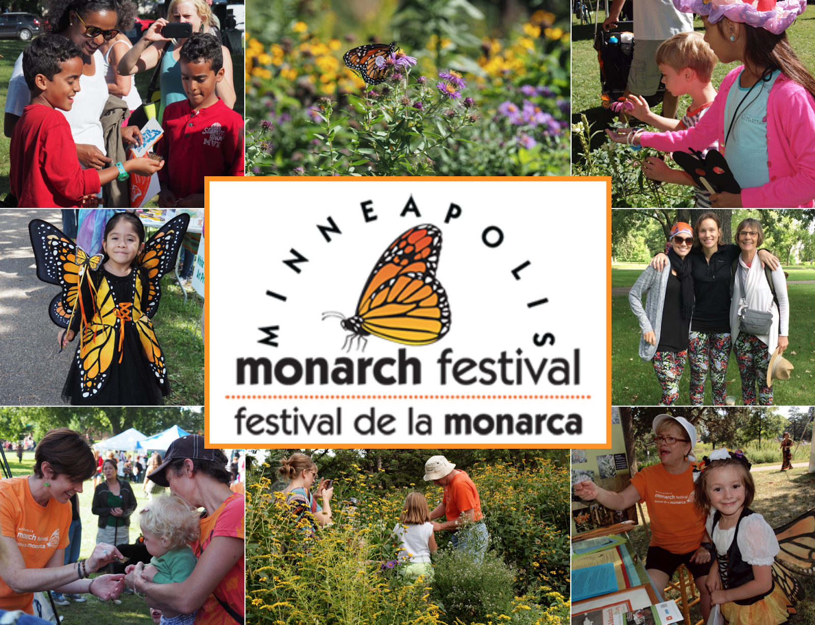 Minneapolis Monarch Festival