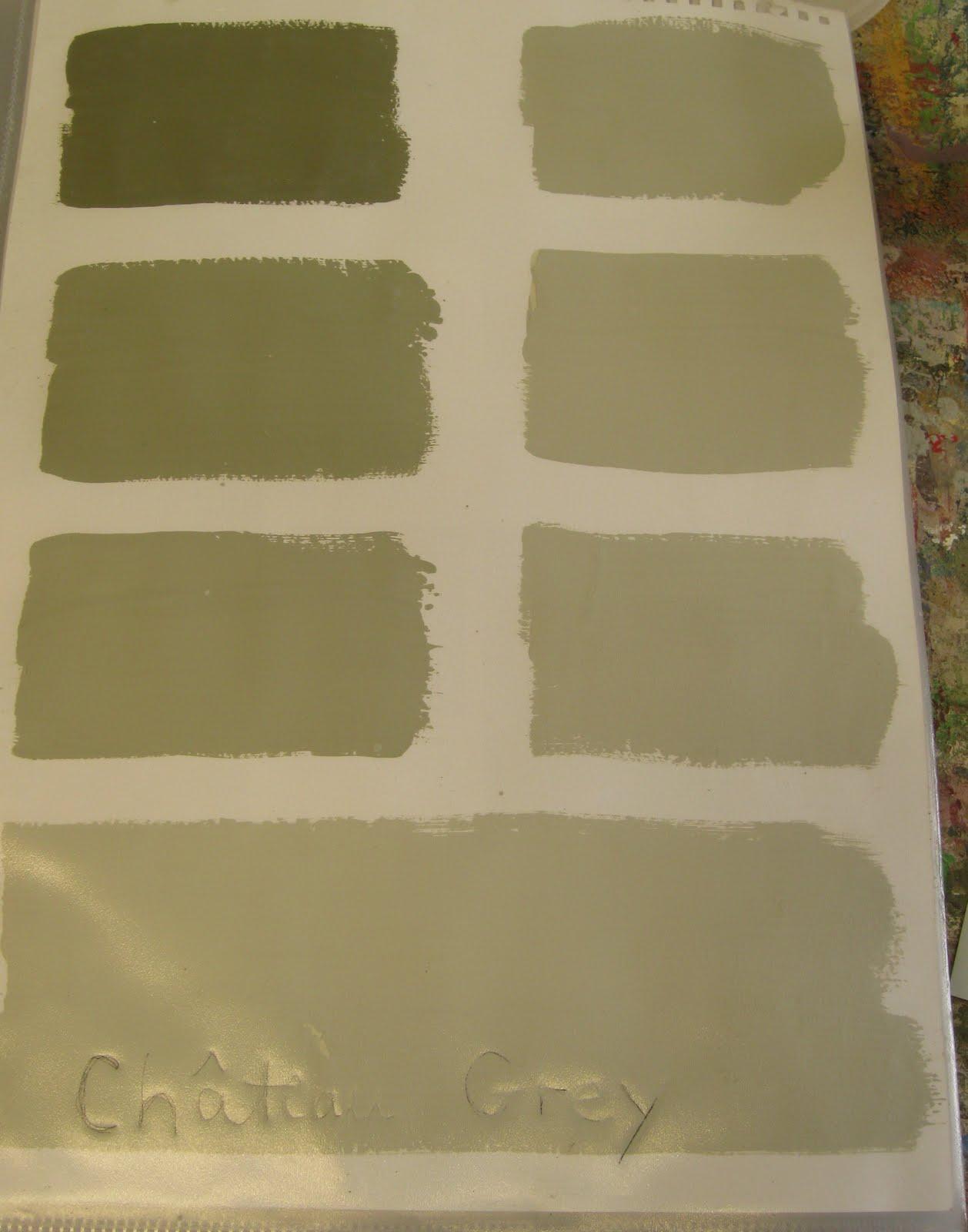 Annie Sloan Chalk Paint Green Furniture
