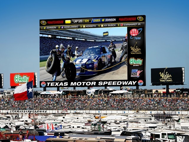 The Godfather 39 S Blog Texas Axing Backstretch Seating