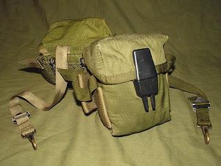 M1967 20rd M16 Magazine Pouch