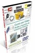 Curso de Eletricista Residencial - Vídeo Aulas em 3 DVDs Passo a Passo + Brindes