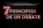 7 principios de un debate biblico
