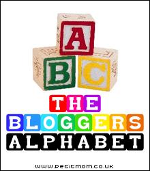 Blogger Alphabet
