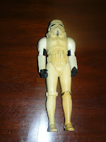 "Vintage Stormtrooper Gentle Giant Kenner 12"" Bootleg Black Hole Trooper Chinese Super 7 Legacy Saga TAC 30th Anniversary Collection Vintage Original Restoration Yellowed Whitening"