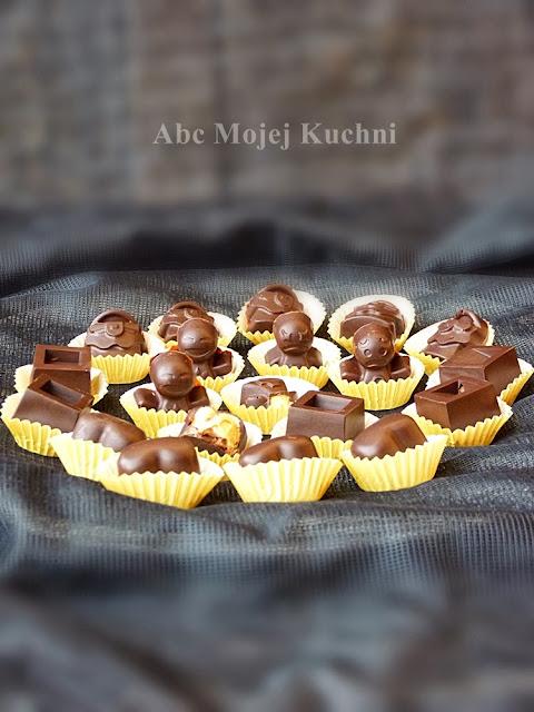 czekoladki krówkowe