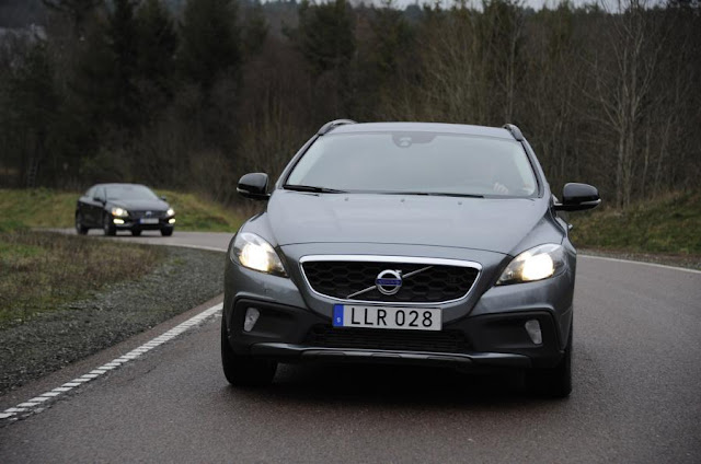 2015 Volvo V40 Cross Country