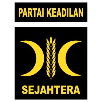 logo partai vector cdr coreldraw keadilan sejahtera