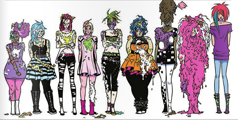 Jem and the Holograms cast of characters