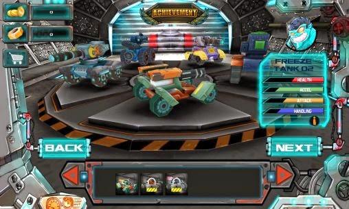 Download Racing Tank