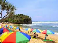 Pantai Indrayanti Peta Lokasi Menuju Pantai Gunung Kidul