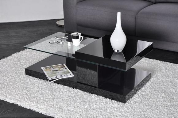 7 conseils pour choisir une table basse pour son salon - Table basse pour chambre ...