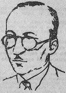 Dibujo del ajedrecista Rafael Llorens
