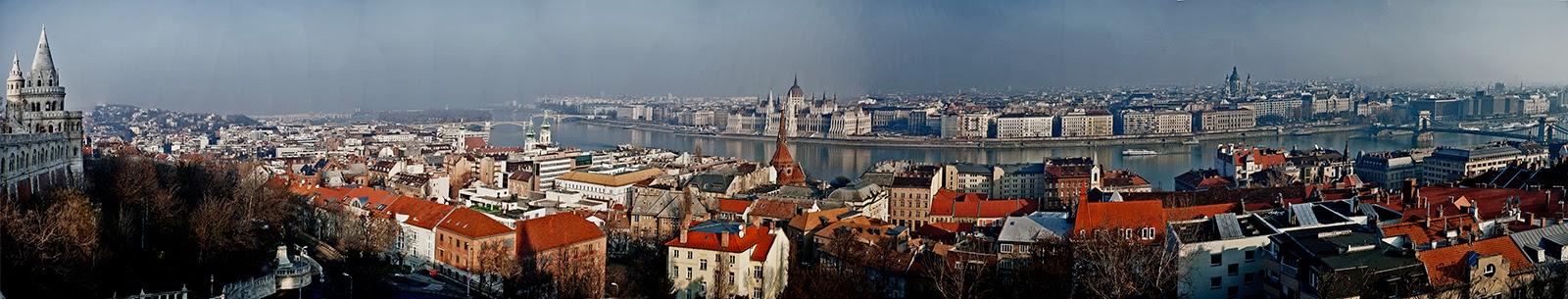 Budapest, Hungary, Danube