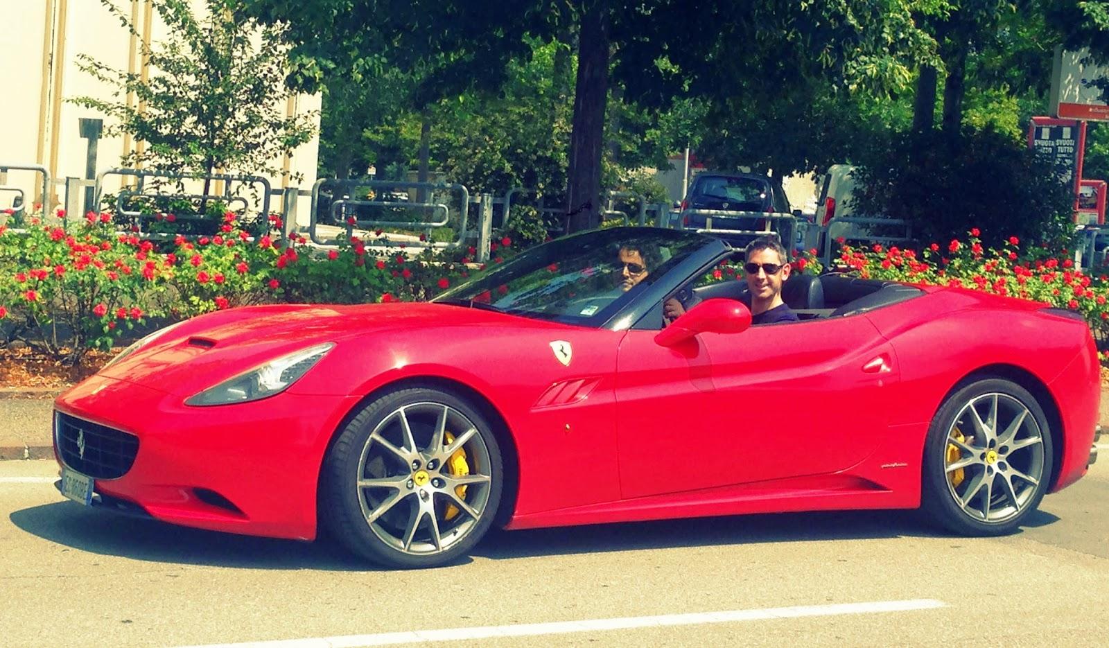 Ferrari California, Maranello, Italy