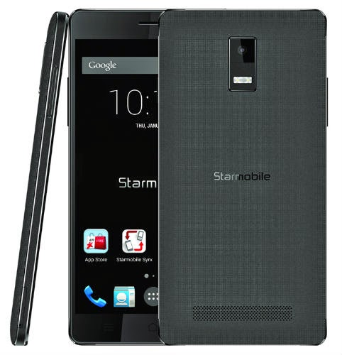 Starmobile Knight X 2.0 GHz Octacore CPU 3GB RAM 32 GB Storage Dual LTE