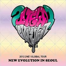 2012 2NE1 Global Tour Live [New Evolution in Seoul] cover