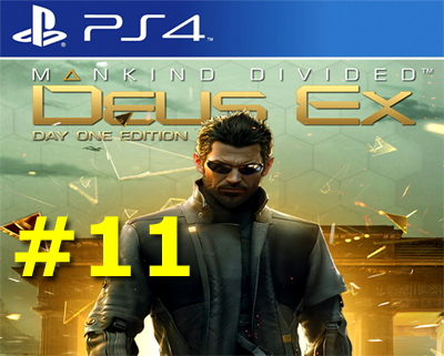 DETONADO - DEUS EX MANKIND DIVIDED: