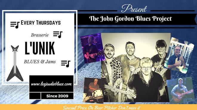 John Gordon Blues Project