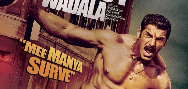 Posters: Shootout At Wadala- Bollywood Movie