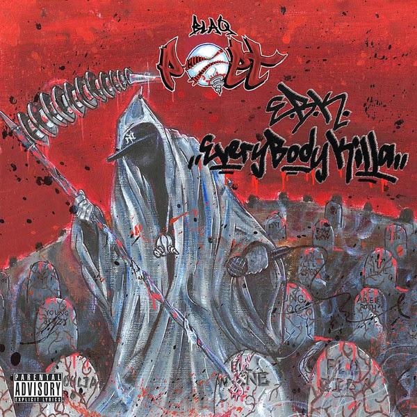 Blaq Poet - E.B.K. Cover