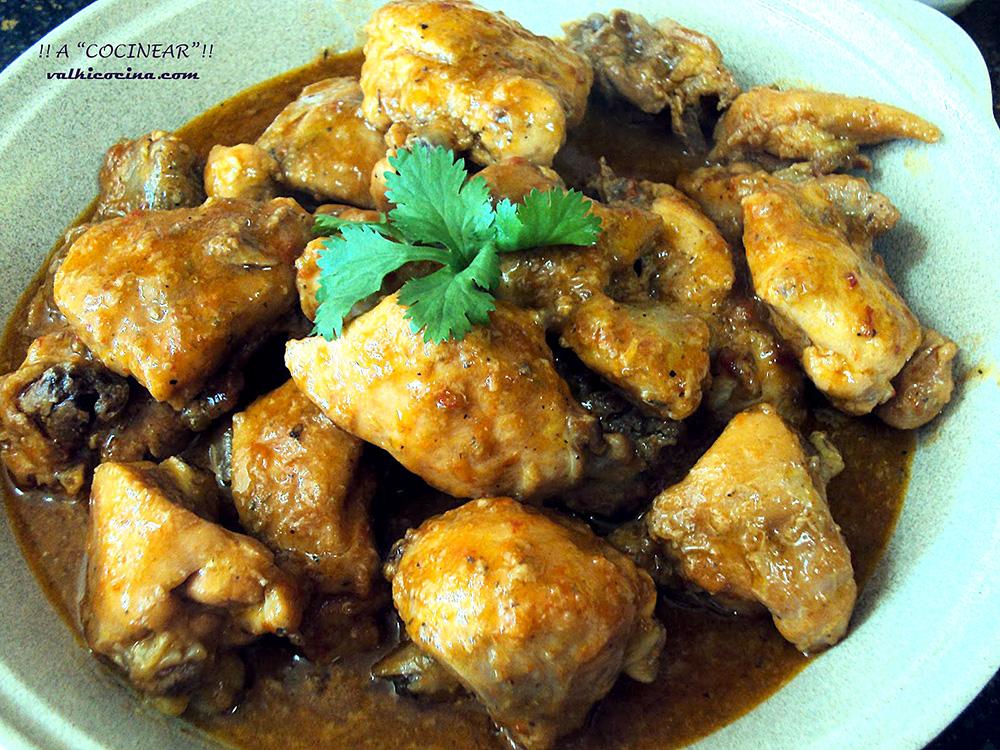 Pollo de corral al estilo campero a cocinear recetas - Pollo de corral guisado ...