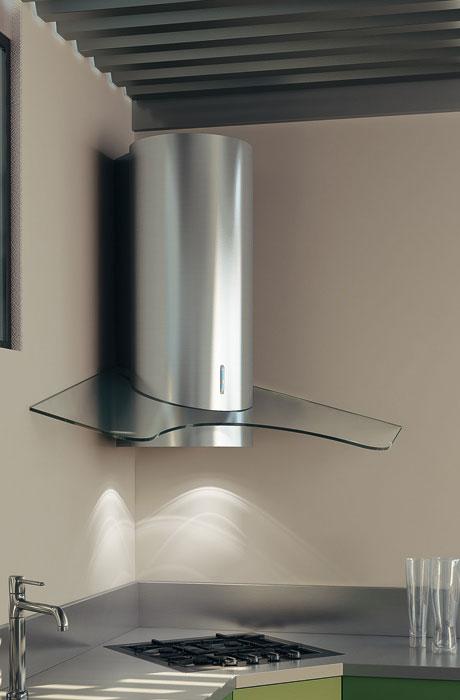 I d e a soluciones para cocinas que hacen esquina - Mejores campanas extractoras para cocinas ...