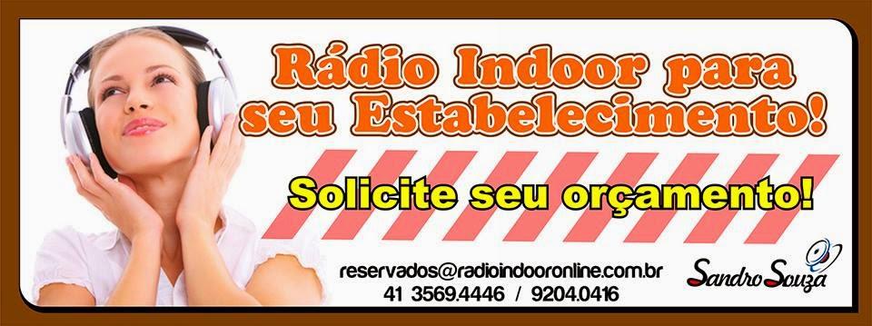 Rádio Indoor | Para seu ambiente