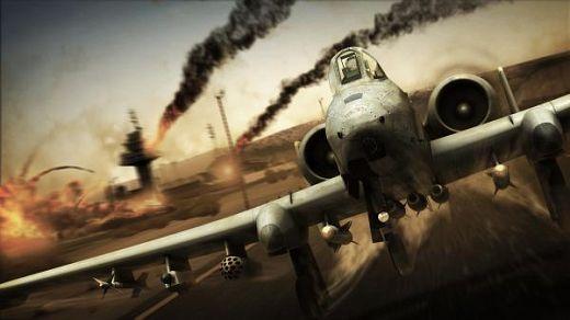 Tom Clancy's H.A.W.X. 2 v1.01 Cracked-3D