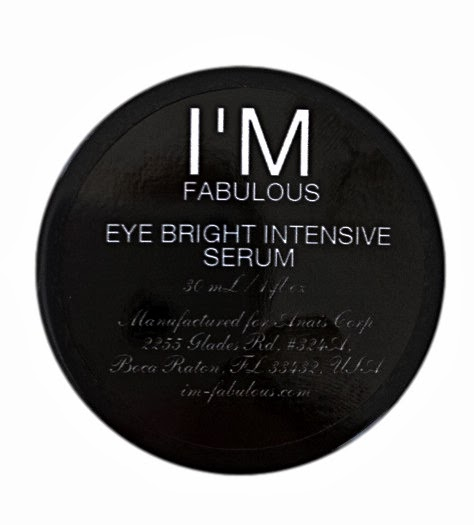 EYE BRIGHT INTENSIVE SERUM