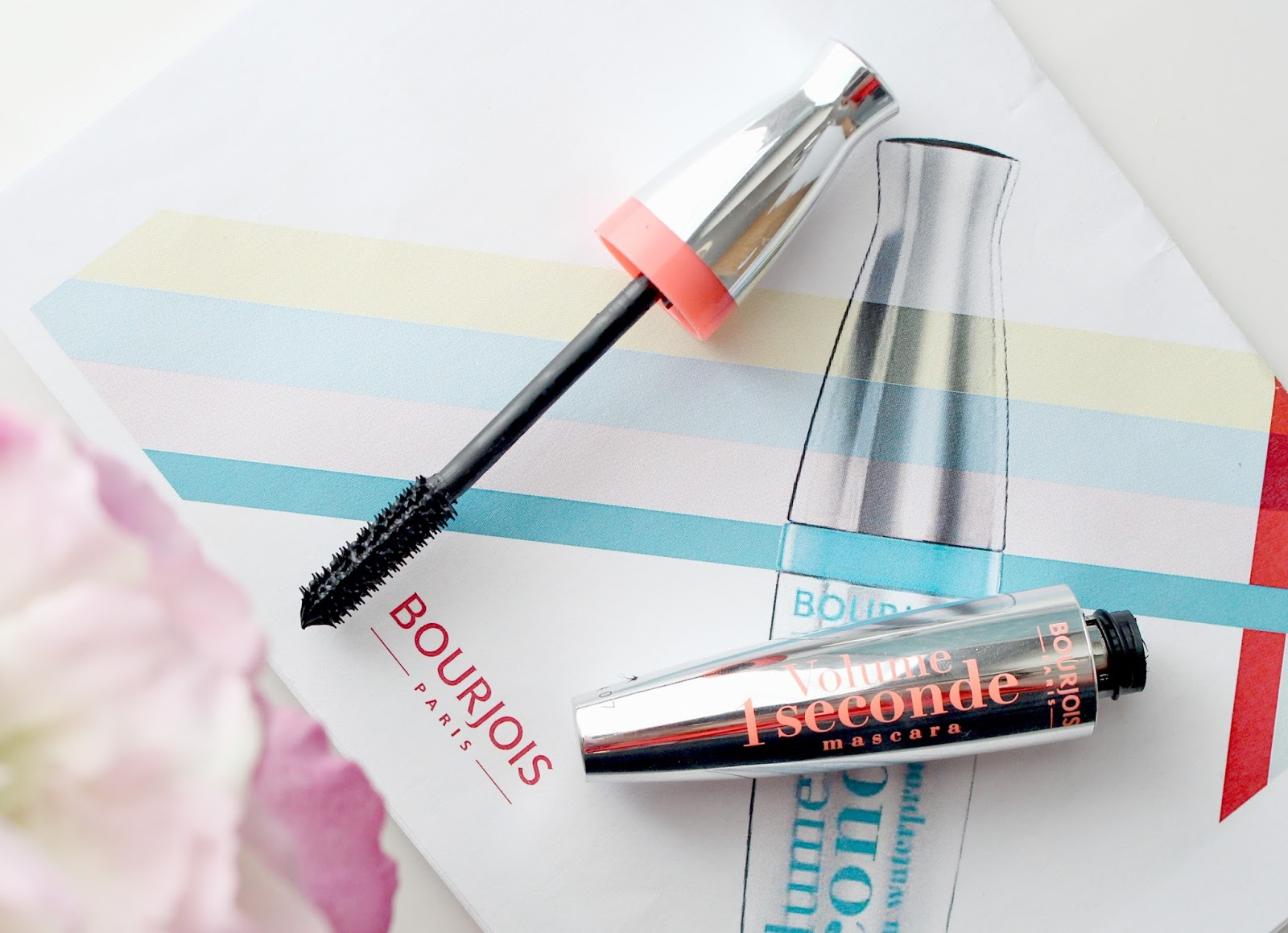 Bourjois Volume 1 Seconde Mascara, Bourjois Volume 1 Seconde Mascara Review, New Bourjois Mascara