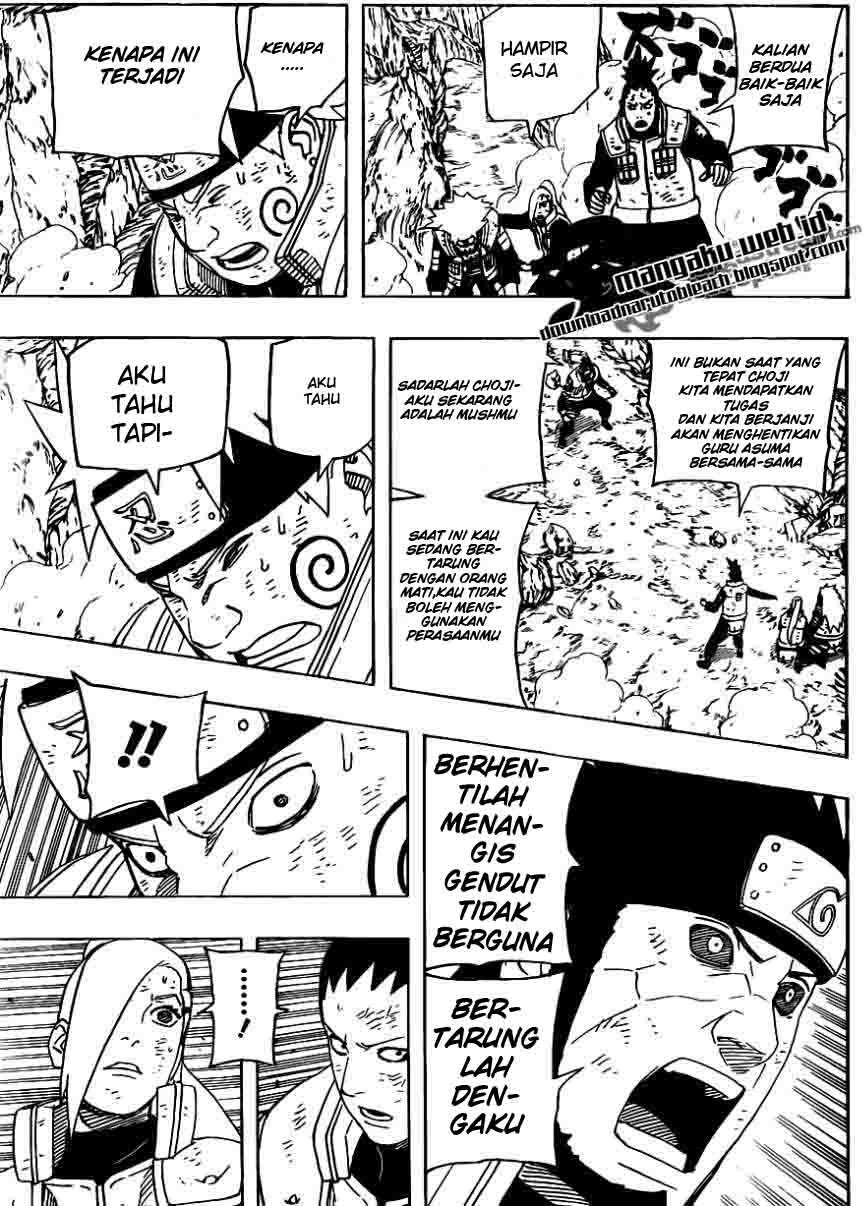 Naruto 533 page 3