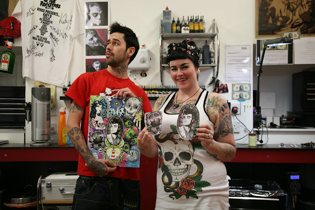 Scott Scholes of Just Ink in Bolton