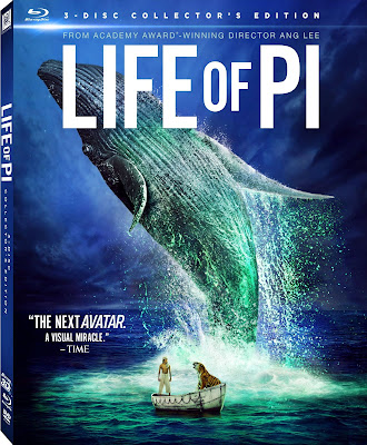 Life of Pi (2012) BluRay